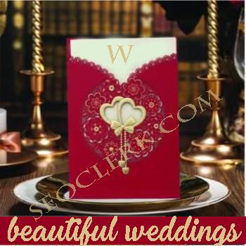 I Will Design Unique Wedding Invitation Package