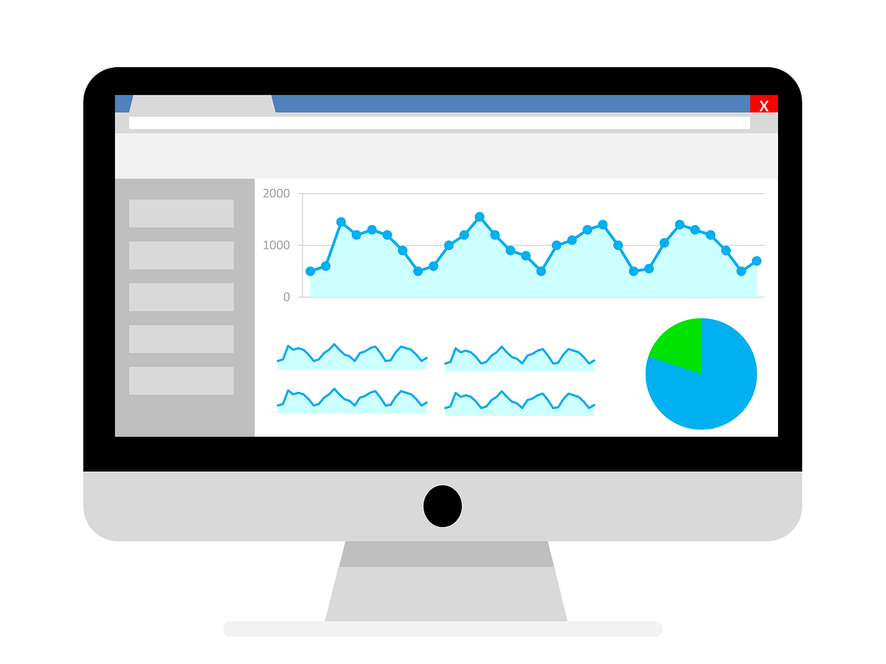 Setup google analytics webmaster tools for you