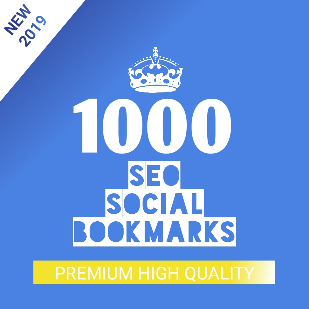 PREMIUM 1000 SEO Social Bookmarks to improve your website ranking