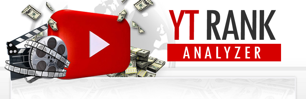 YT Rank Analyzer Keyword Software