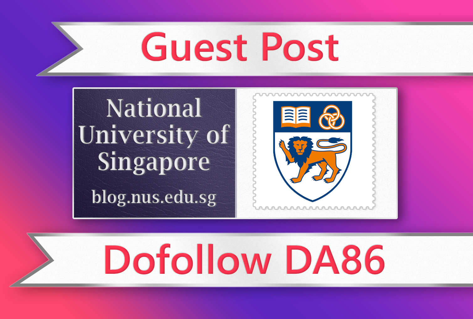 Guest post on Singapore - DA86