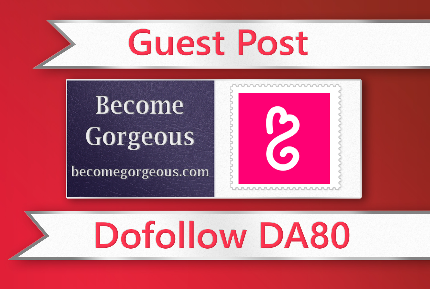 Guest post on BecomeGorgeous - DA80