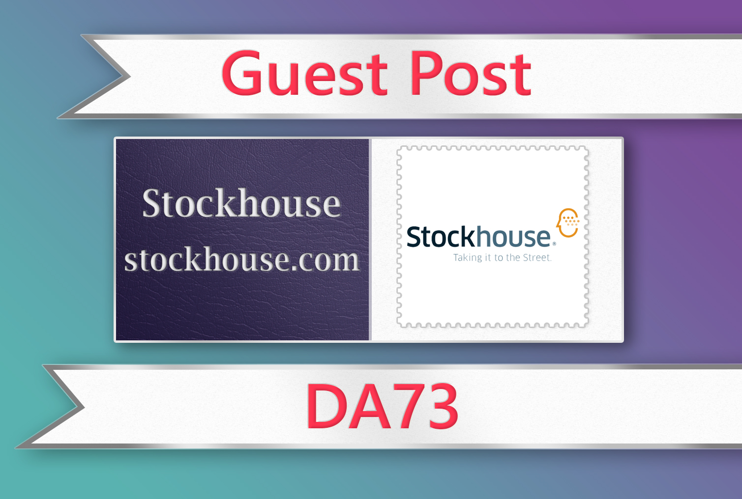 Guest post on Stockhouse - DA73
