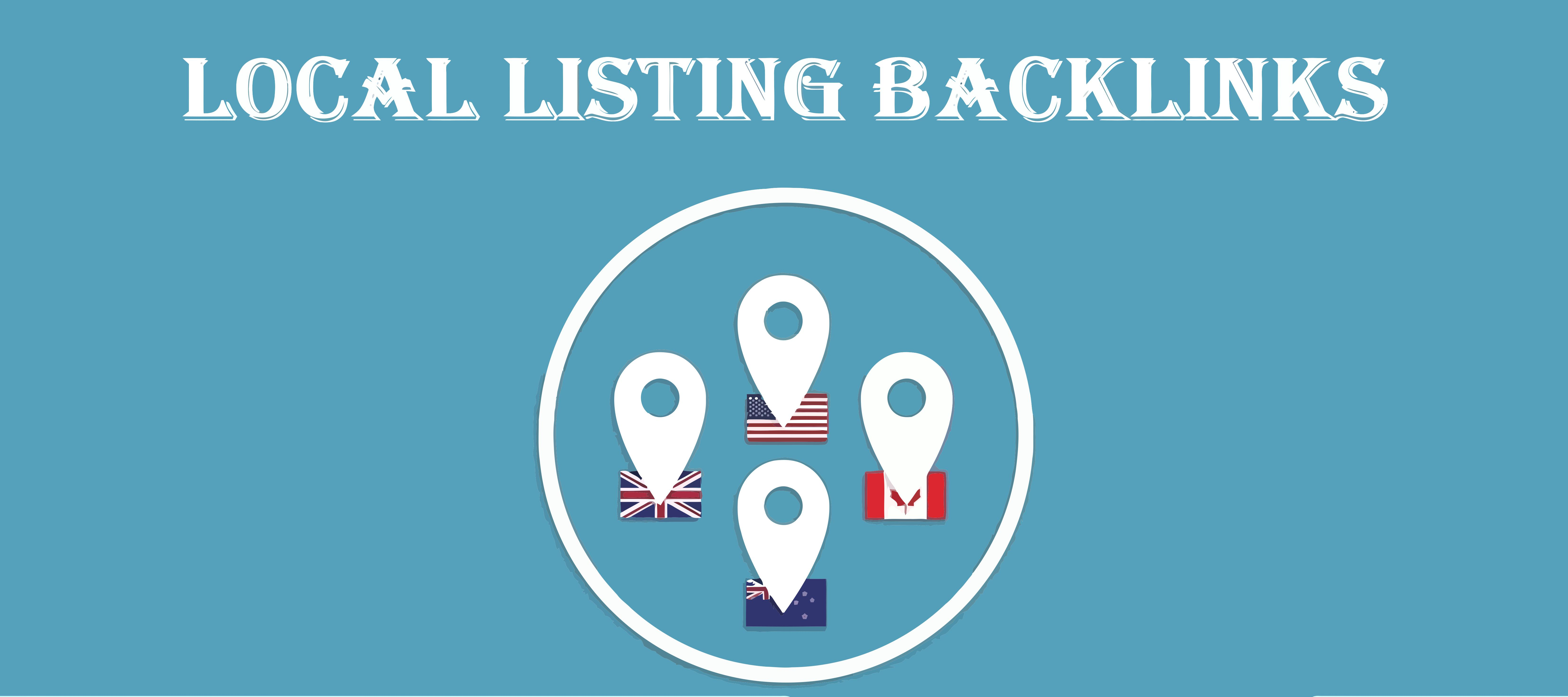 Local Citations Seo Or Business Listing- Live Backlinks