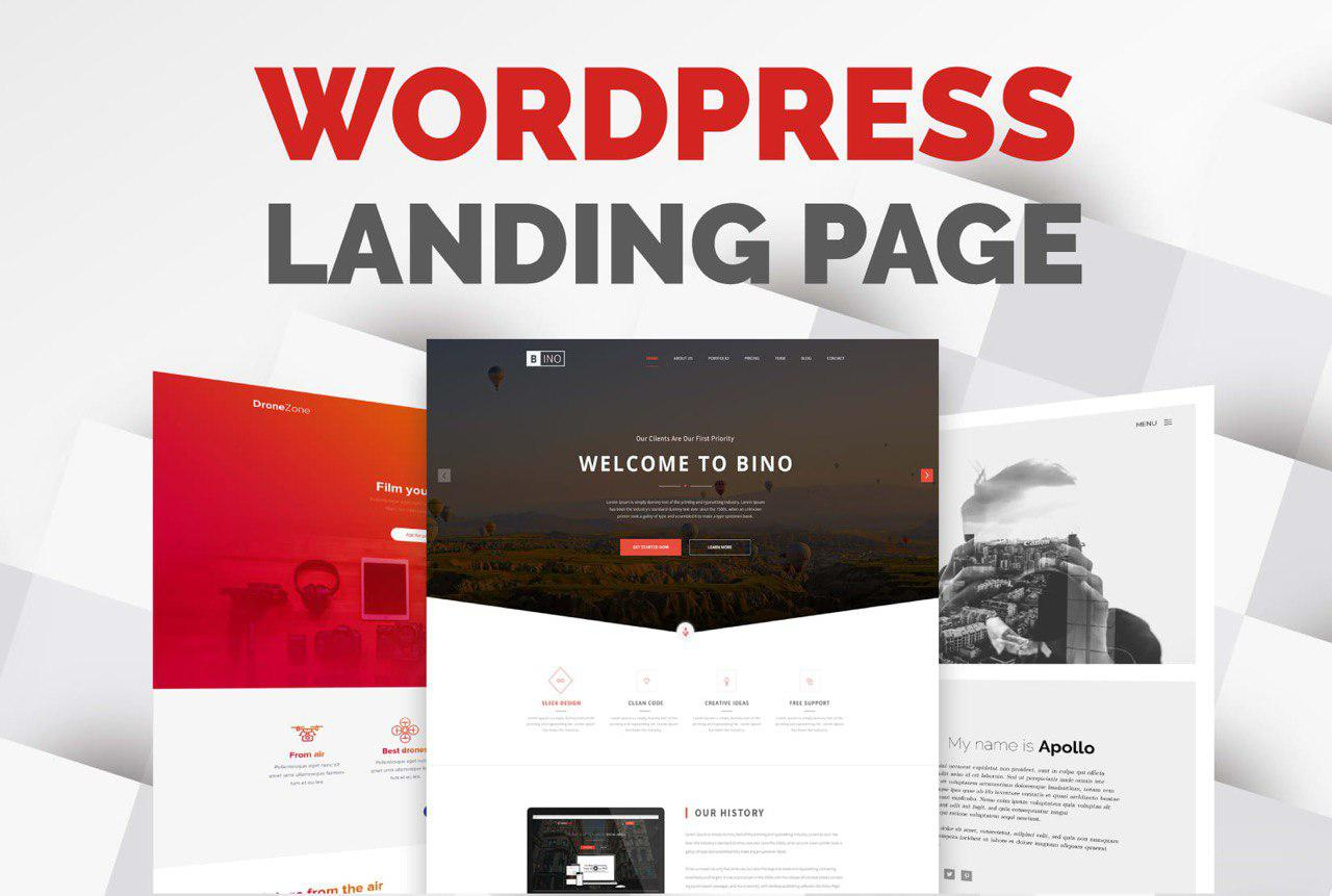 I Can Build Digital Marketing or Any Landing Page