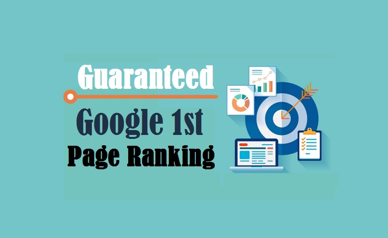 Rank your website 1st page of google