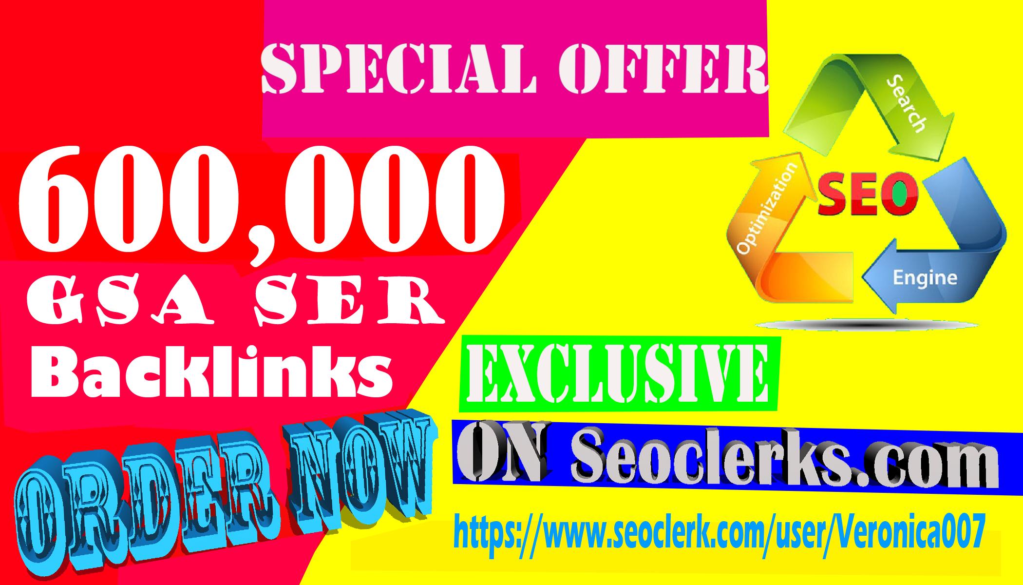 150,000 Gsa Ser Backlinks For Ranking Website in Google