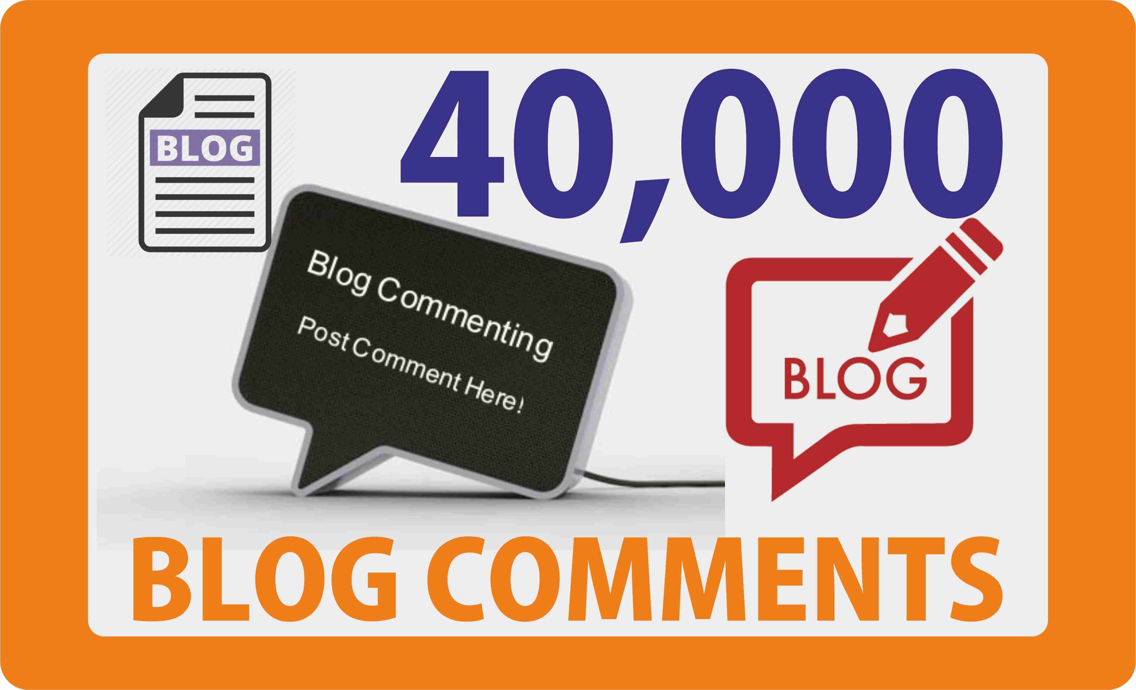 Do 40,000 Blog Comments