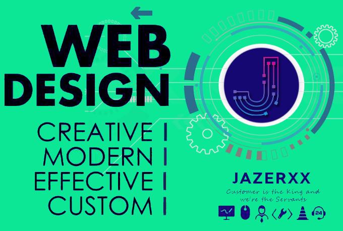 Build Responsive WordPress Website Design