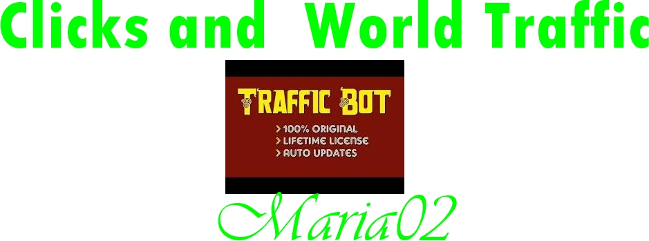 1010 real traffic Worldwide for ONE MONTH