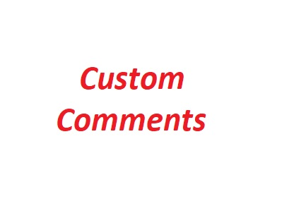 Give Relevant & high quality real custom comment for video