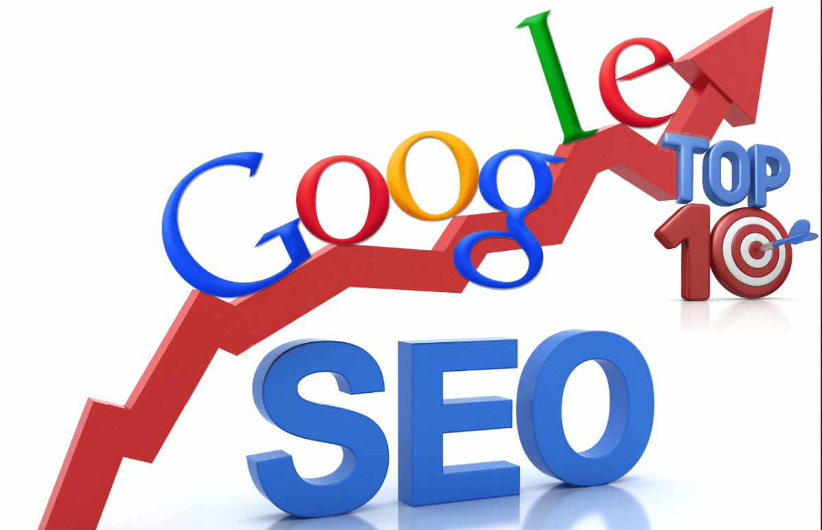 Get your page in google first 3 page
