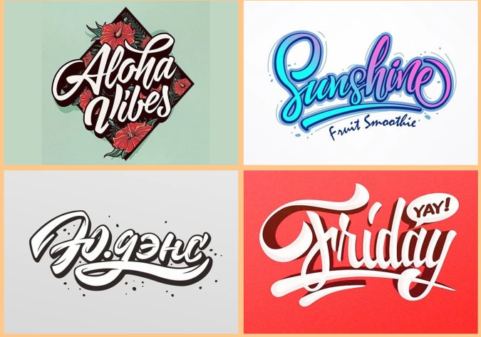 Design Your Custom Typography Logo