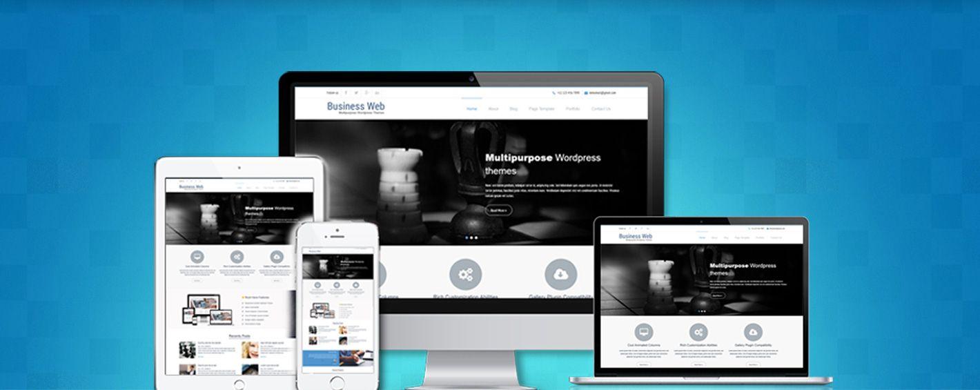 I am create a SEO friendly  professional responsive WordPress website