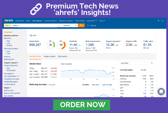 Publish Tech Related Guest Post On A Da52 Pa42 Google News Verified Premium Site