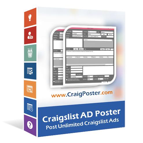 Craigslist Auto Poster