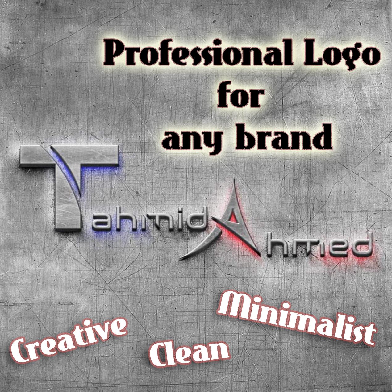 Professional Logo for company