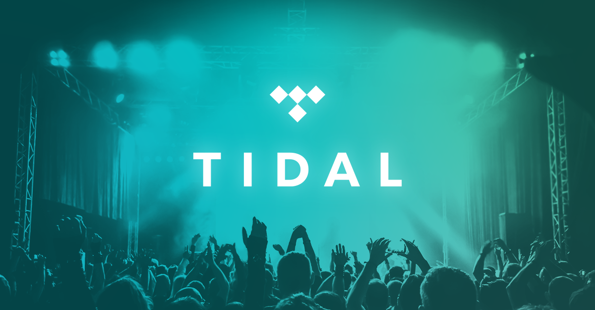 TIDAL Music promotion for 1,000 artist listeners