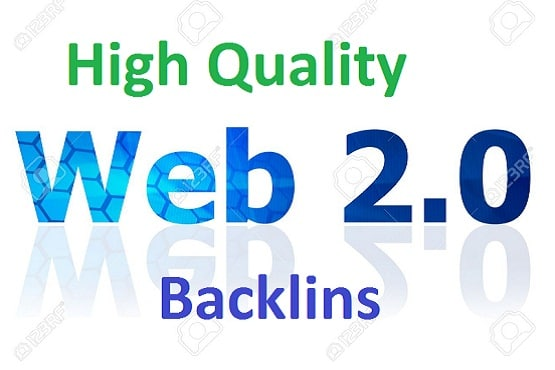 Create 15 High Quality Web 2 0 Backlinks