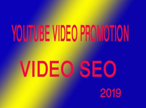 YouTube video Rankin and marketing SEO
