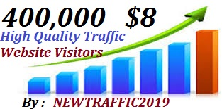 Send +400,000 Website Worldwide Traffic Visitors And Live Sport And Tracking Link Online  Marketing & Business Promotion Boost SEO Book Marks Share Google Ranking And