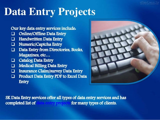 i will Complete Any Type Of Data Entry work