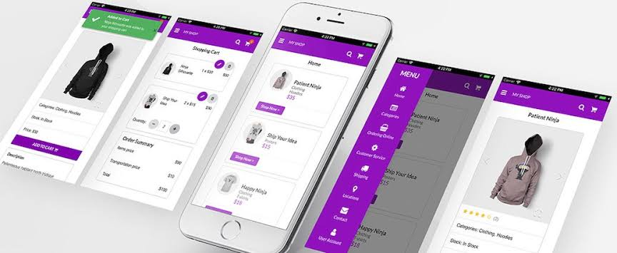 Create and Convert your WordPress and woocommerce site to an App
