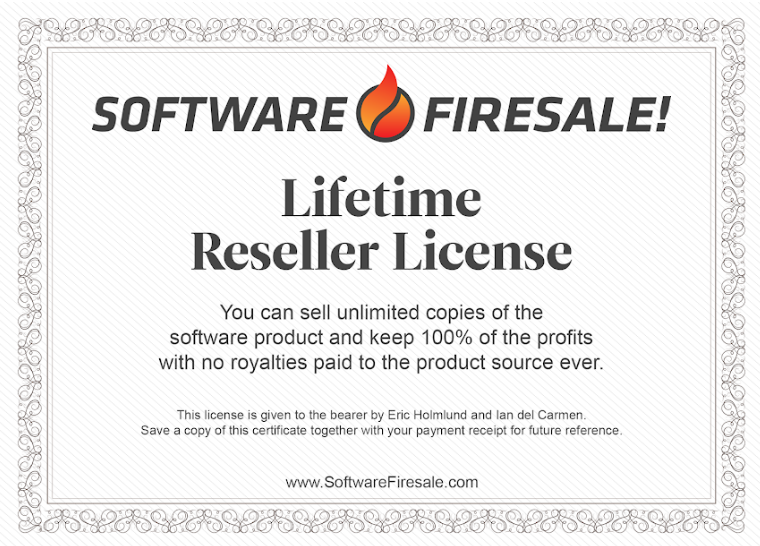I provide You with 32 Hot Niche Firesale Internet Marketing Software Package
