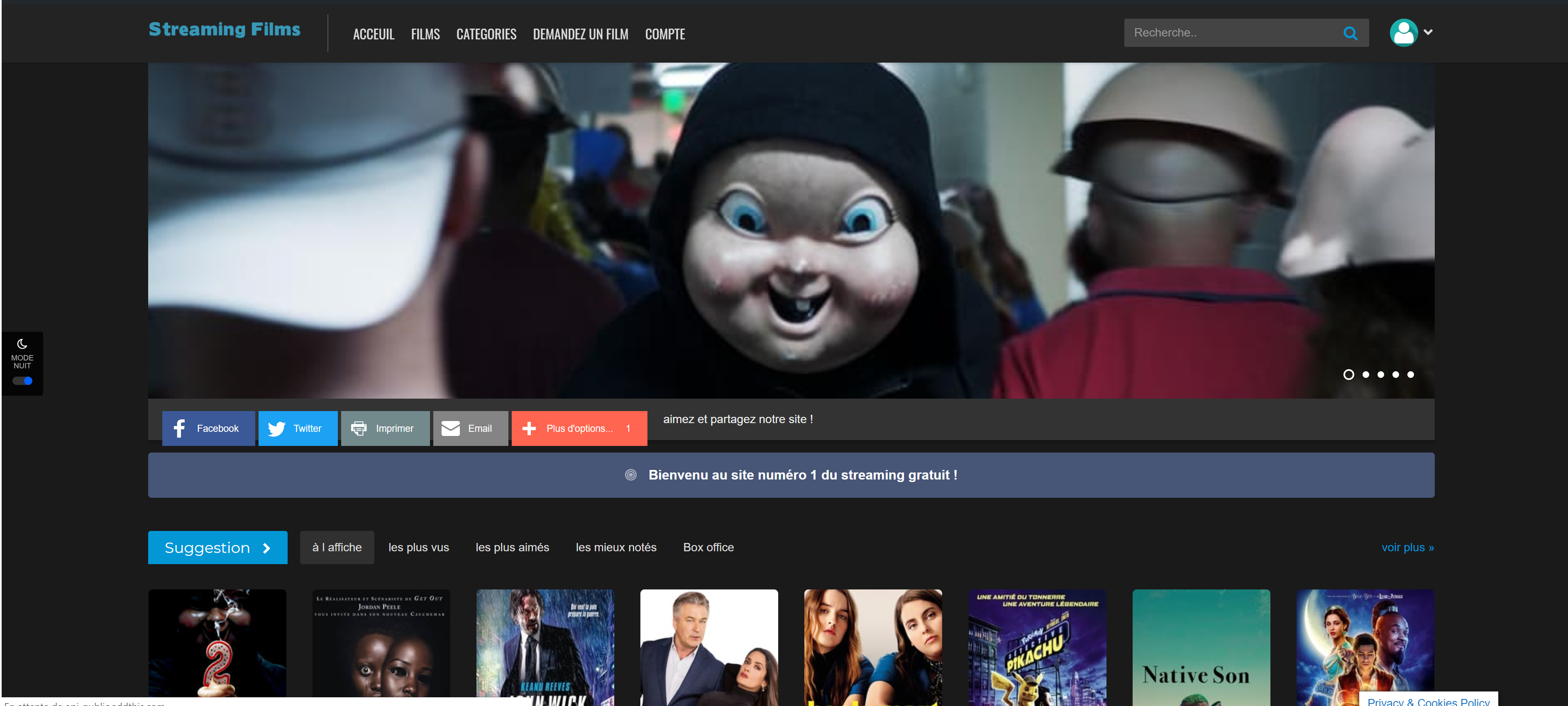 123movie clone automatic movies website+ proven traffic method to get 5000-10000 per month