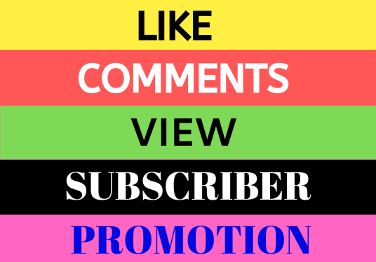 Organic All Package Instant Start permanent High Quality YouTube promotion Social Media Marketing Fast Completed