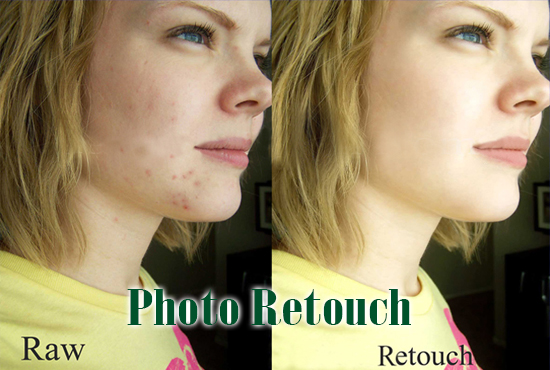 Photoshop Editing and Photo Retouching