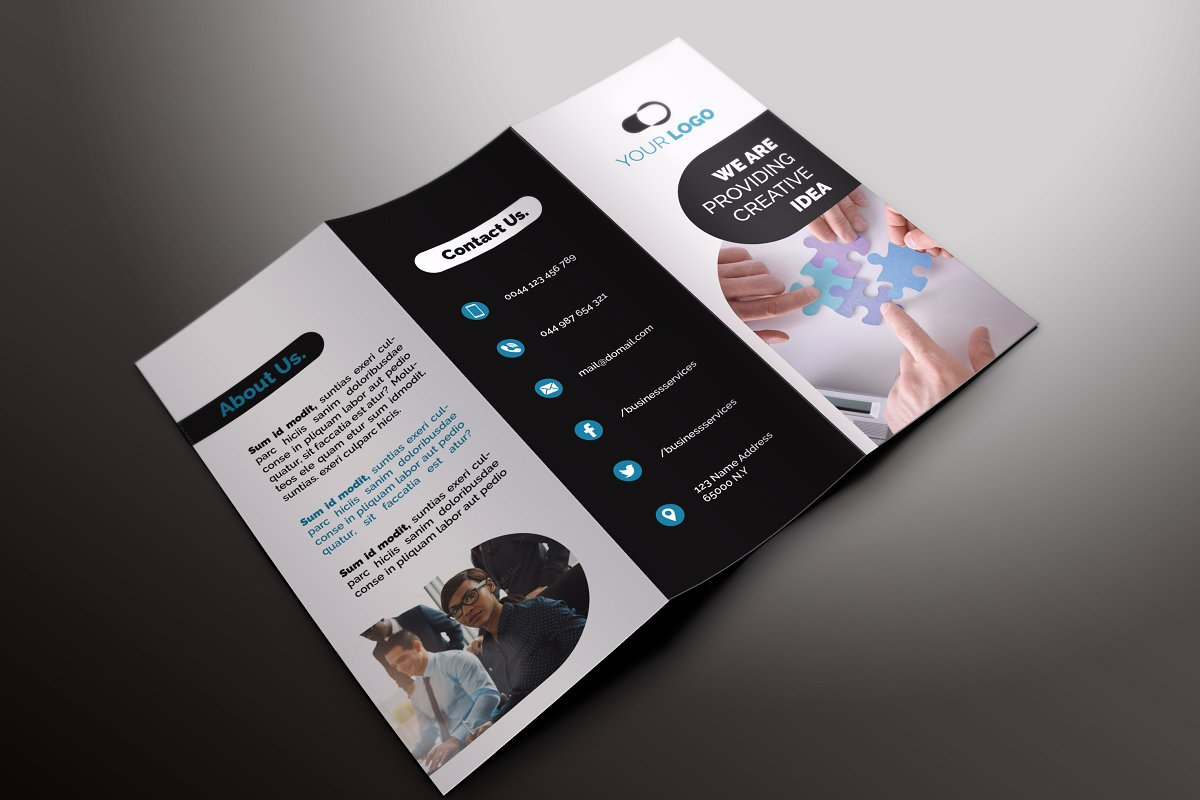 Business Brochures & Leaflets