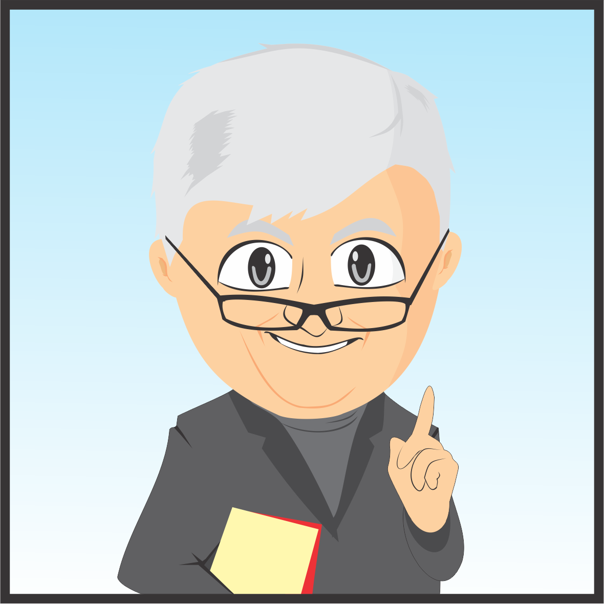 create cute avatar vector of you in my style for $5 ...