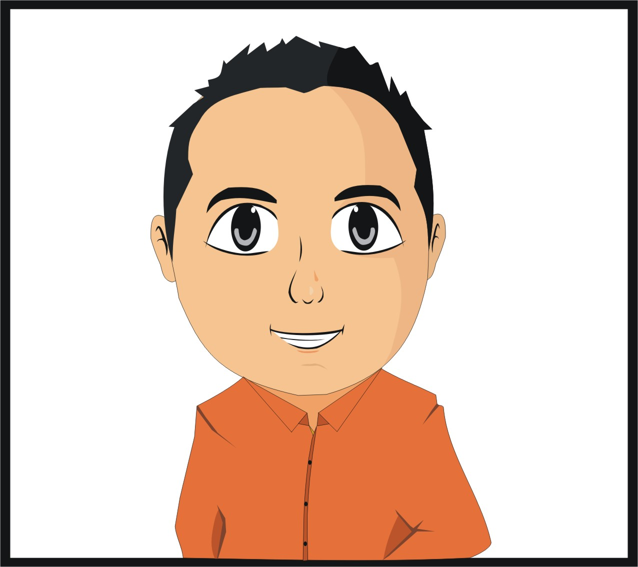 Pictures From Avatar: Create Cute Avatar Vector Of You In My Style For $5