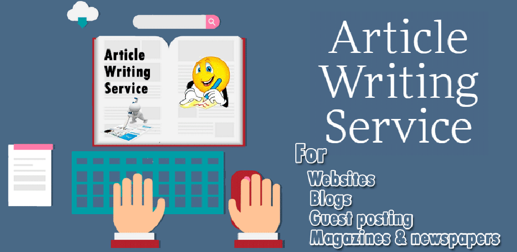 I can write a researched article for your blog/site/publication