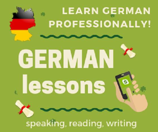 GERMAN ONLINE TEACHING