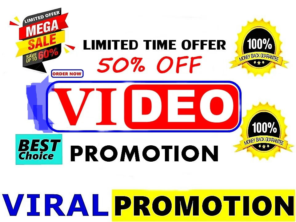 Popularity And Vi De O  Marketing  From Authority And Premium Social  Pages  -HURRY NOW -LIMITED TIME OFFER