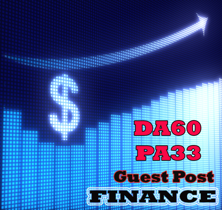 Give Your Backlink On DA60 PA33 FINANCE guestpost permanent