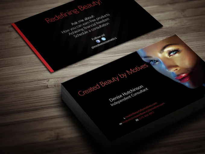 Design Amazing Business Card For You,  Source Included