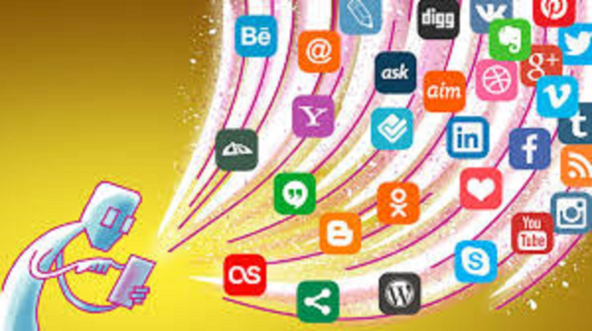 Advertise Your Links in Top 5 Social Networks