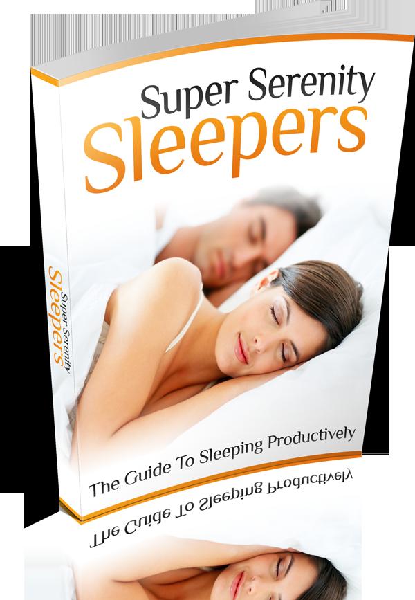 Super Serenity Sleepers eBook