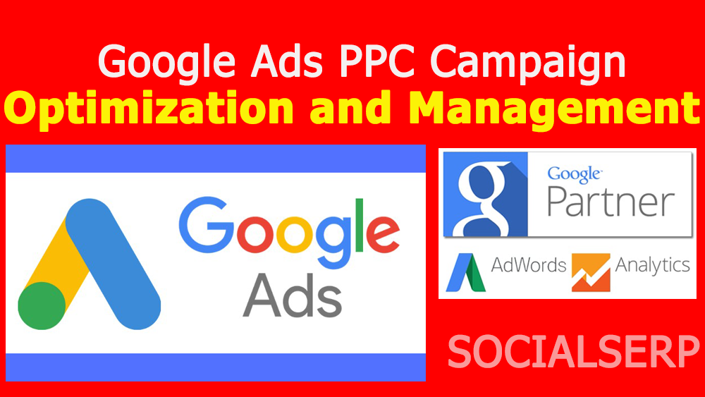 Setup And Manage Google Ads Campaign