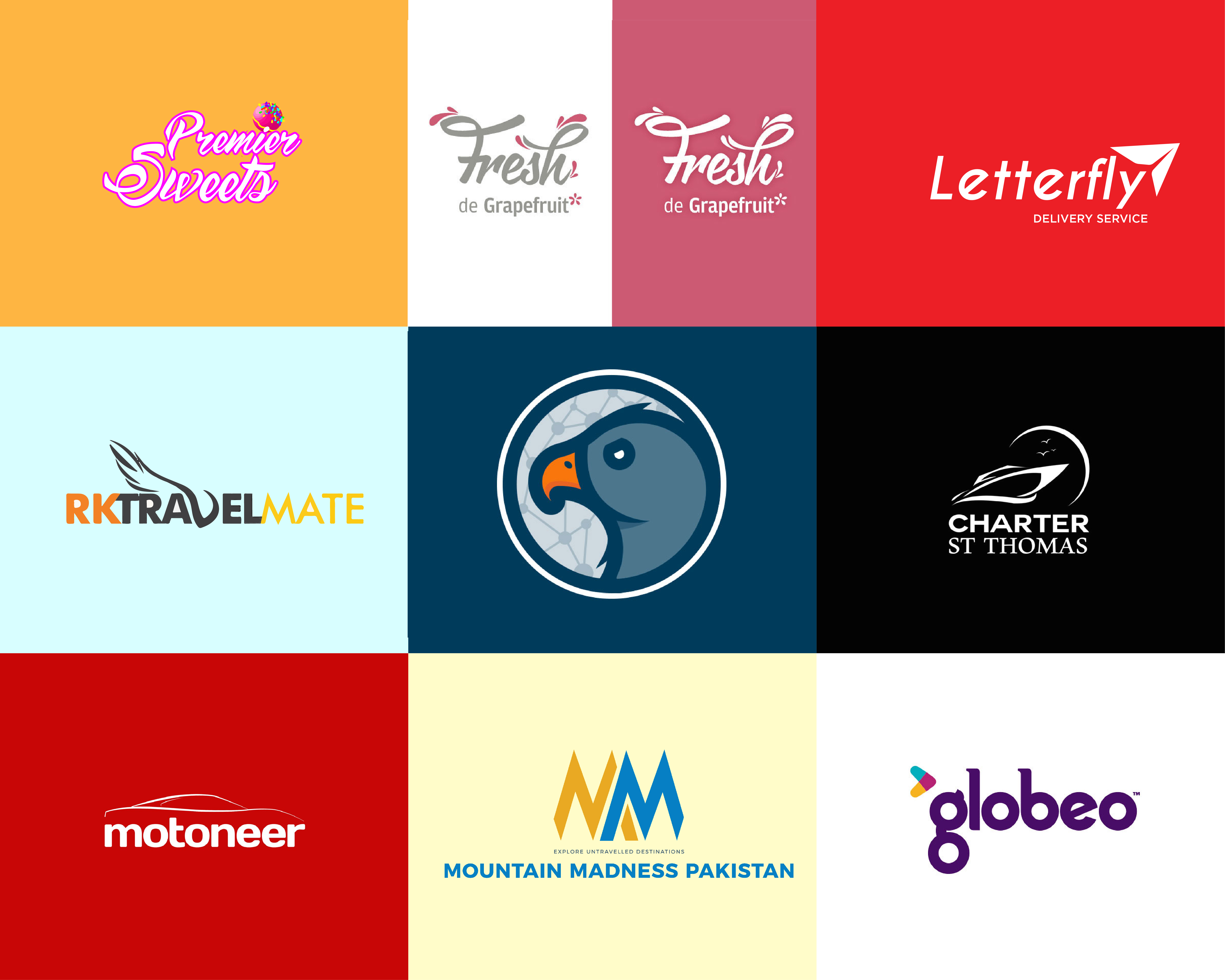 Design your Modern Minimalist Business Logo