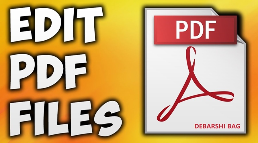 PDF Files Editing And Formatting For 4 Hours
