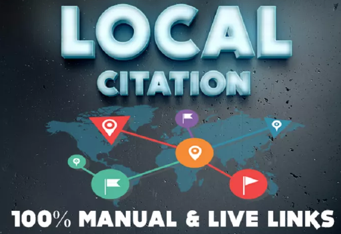 Manually 100 USA live local Citation For Your Business