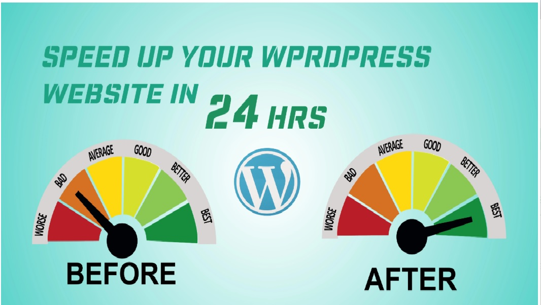 I do Speed Up Your Wordpress Website In 24 Hrs