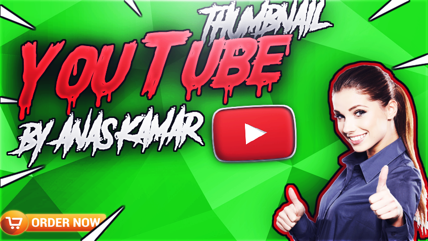 Design Youtube Thumbnail Within 5 Hours