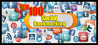 Manually DO 100 Social Bookmarking SEO Backlinks With Social Media