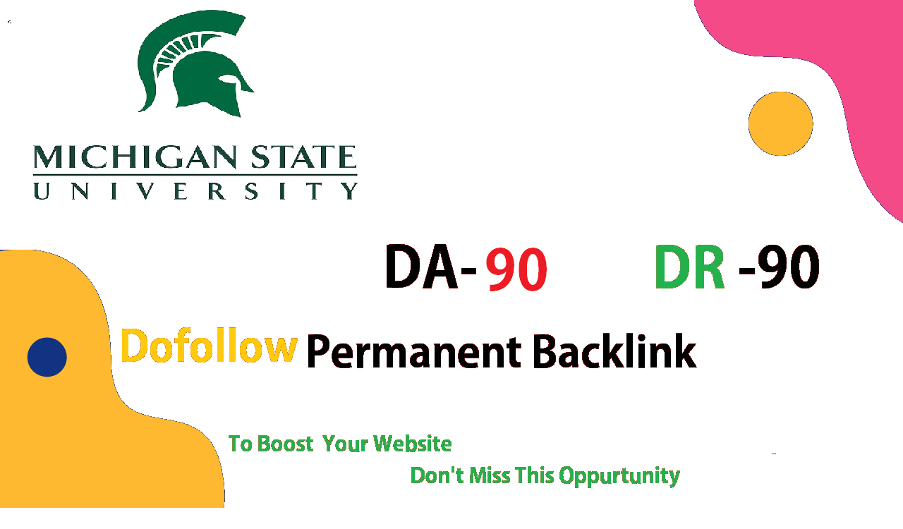 Edu Guest Post On DA90 Michigan State University