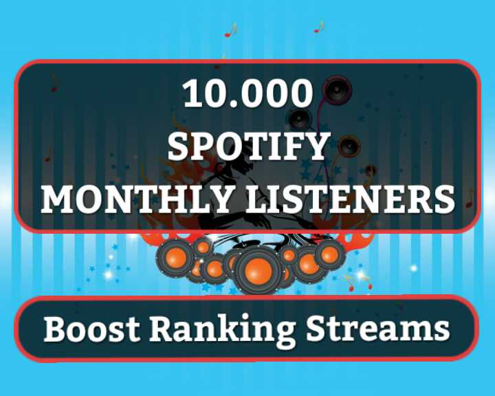 Exclusively 1500 Monthly Listeners For Artist Profile ranking